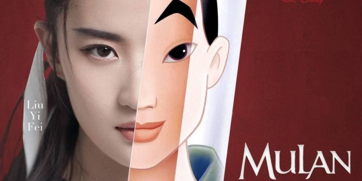 Conheça a nova coleção de maquiagem inspirada em 'Mulán'