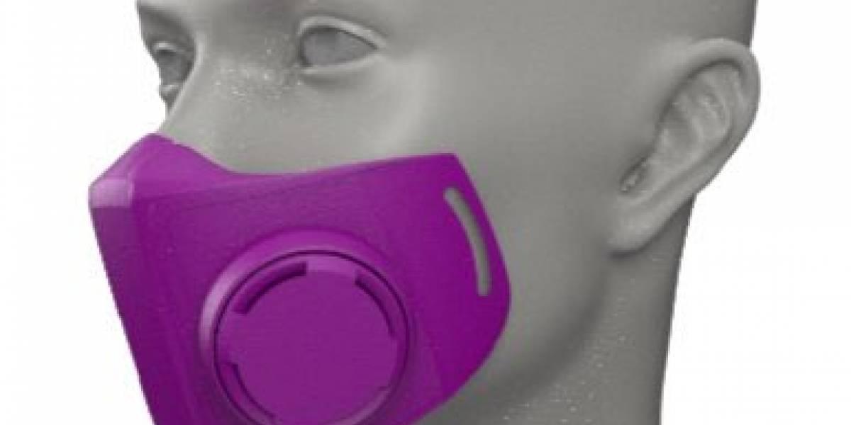 Todos contra el coronavirus: chilenos crean máscara antiviral y reciclable para imprimir en 3D