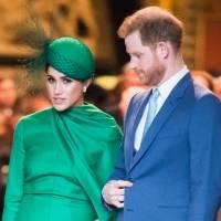 A homenagem emocionante de Harry e Meghan Markle para a Princesa Diana no anúncio do bebê