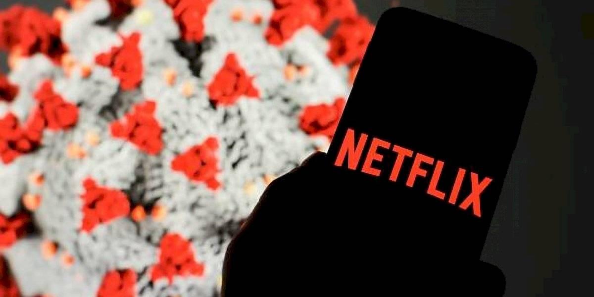 Netflix destinará 100 millones de dólares para industria del entretenimiento por coronavirus
