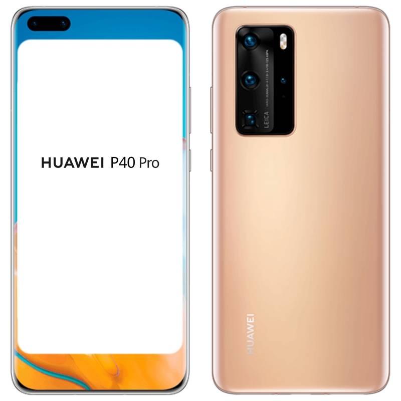 Huawei: filtraciones confirmarían la extraña pantalla que tendrá el P40 Pro