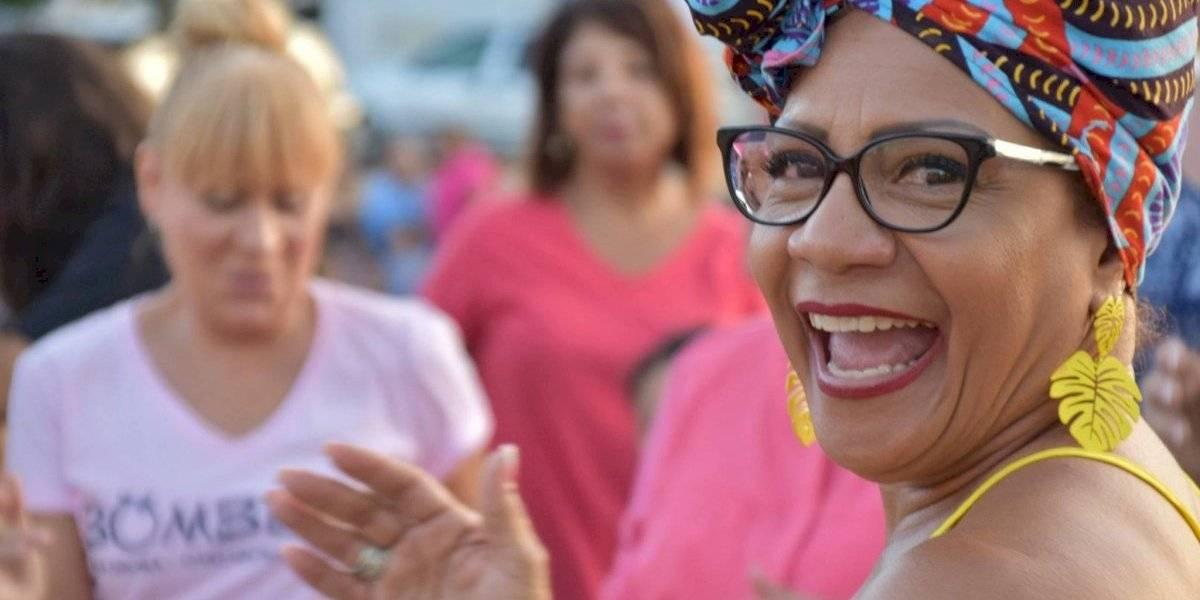 Celebran primer encuentro de cantaoras de bomba en Loíza