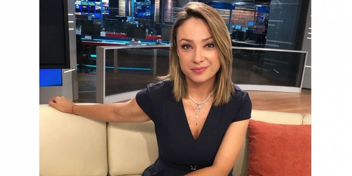 Mónica Jaramillo encantó a varios, y todo gracias a una foto mostrando su espectacular bronceado