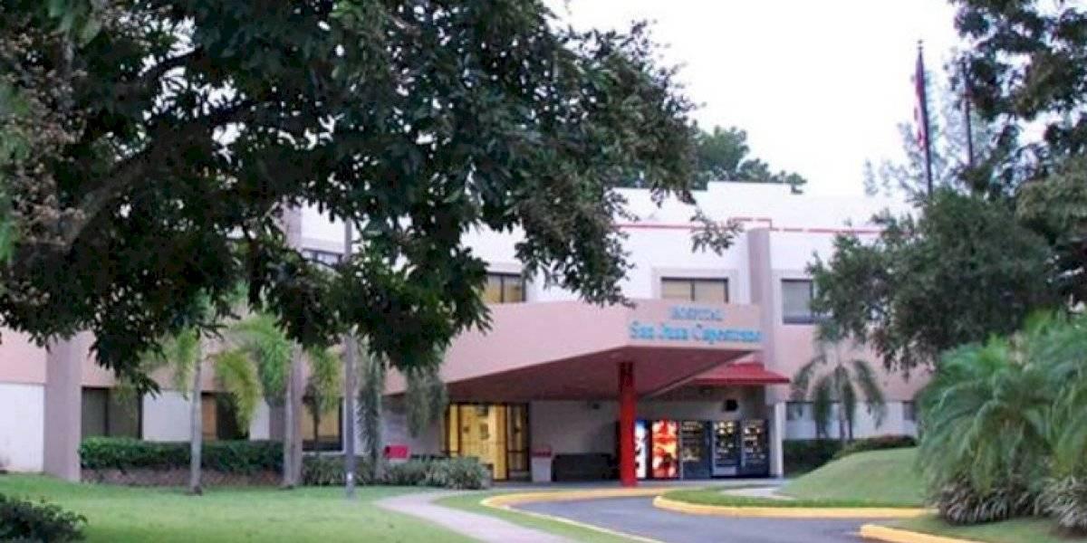 Hospital San Juan Capestrano reacciona a situación con memo interno