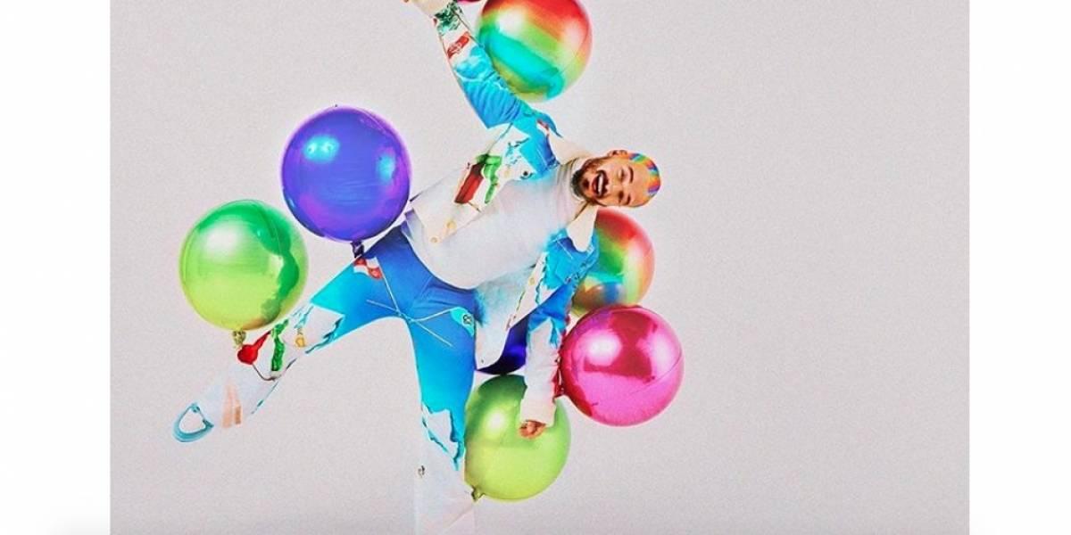 J Balvin presenta su álbum 'Colores' con su nuevo sencillo, 'Amarillo'
