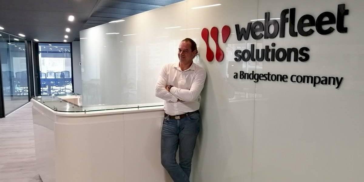Webfleet Solutions abre su oficina en Santiago