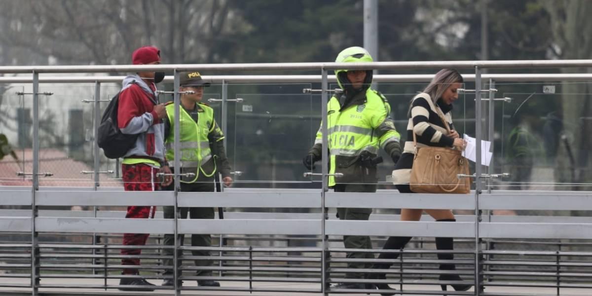 La multa que le pondrán si no usa tapabocas en TransMilenio