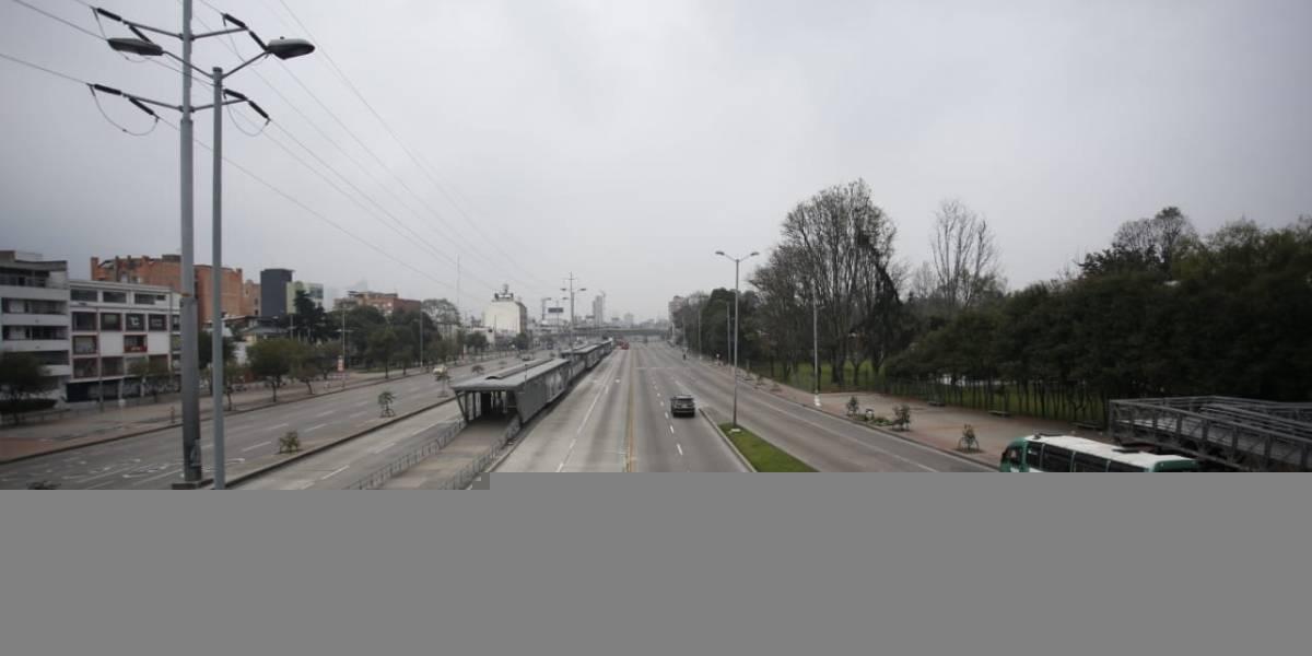 El formato que tendrán que llenar los vehículos que entran a Bogotá en cuarentena