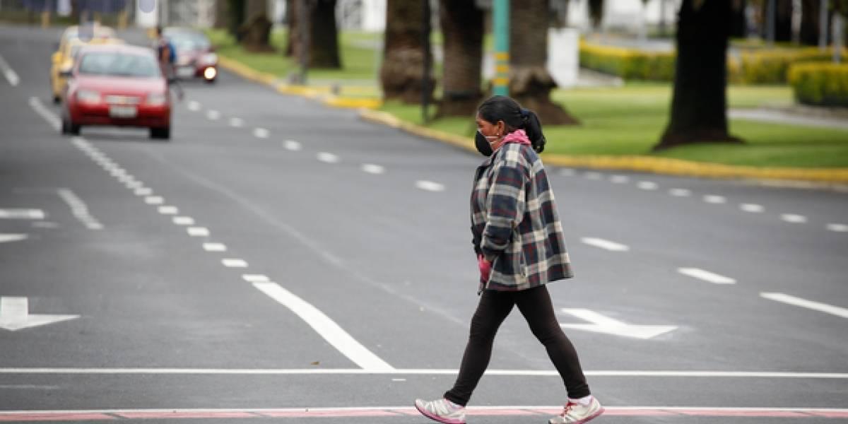Toque de queda desde las 16:00 en Santa Elena, Guayas y Galápagos