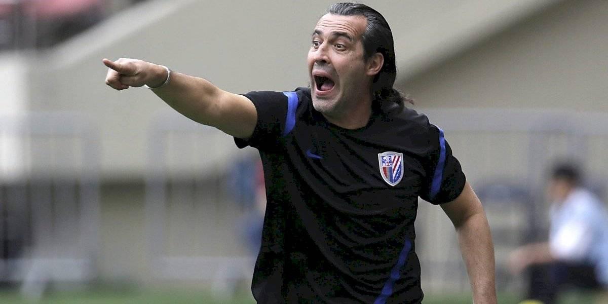 """Sergio Batista le dijo que """"sí"""" a Colo Colo: """"Es uno de los mejores equipos de Chile y el mundo"""""""