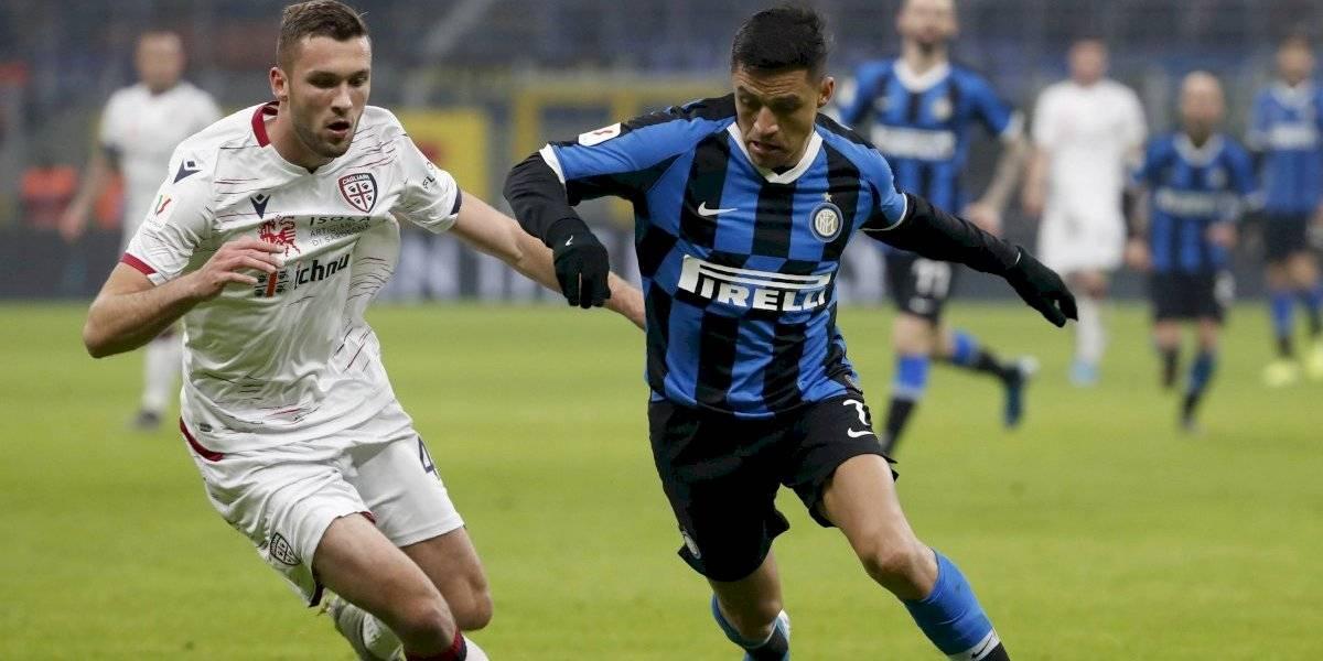 Inter de Milán ya negocia los reemplazantes de Alexis y Lautaro Martínez