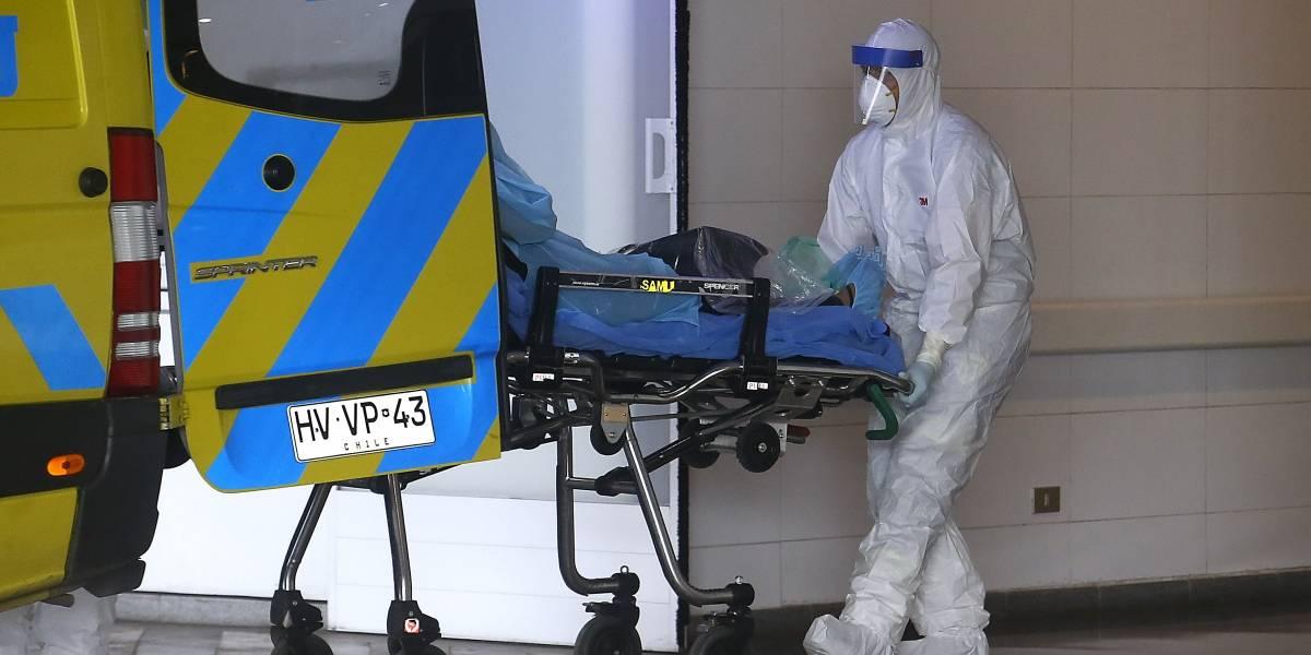 Primera víctima fatal de coronavirus fue diagnosticada en su hogar en Renca