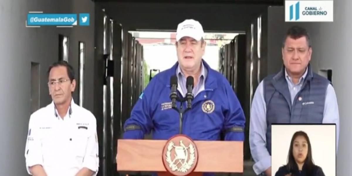 ¿Quiénes sí podrán transitar durante el toque de queda en Guatemala?