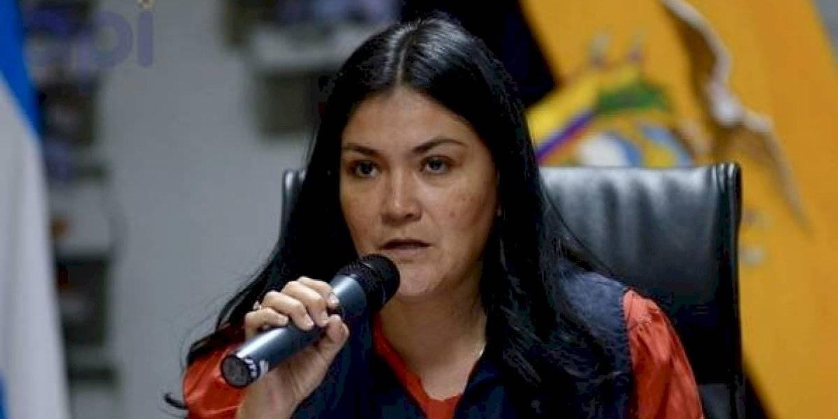 Catalina Andramuño renuncia a su cargo como Ministra de Salud