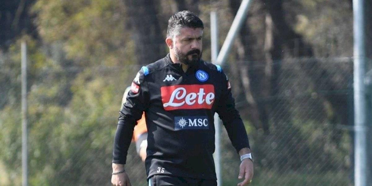 El Napoli regresará a los entrenamientos el próximo miércoles