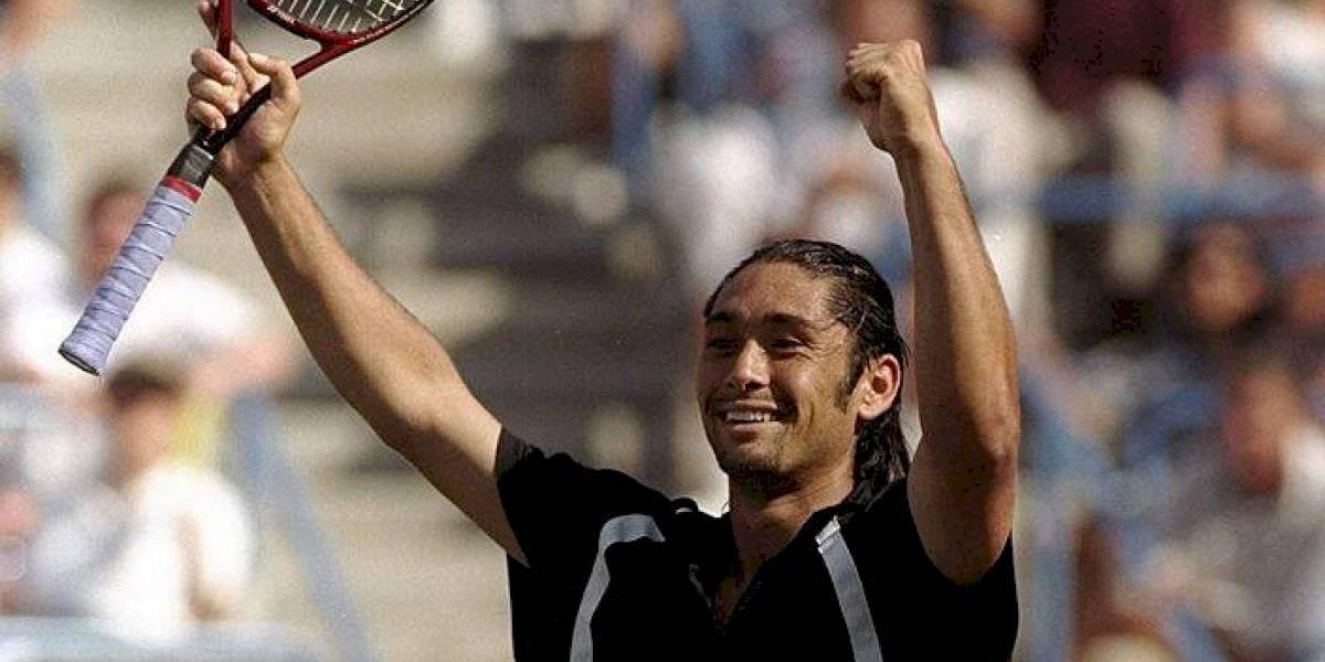 """La ATP recordó al """"maestro"""" Chino Ríos """"entre corazones"""" por su gran actuación en Indian Wells 1998"""
