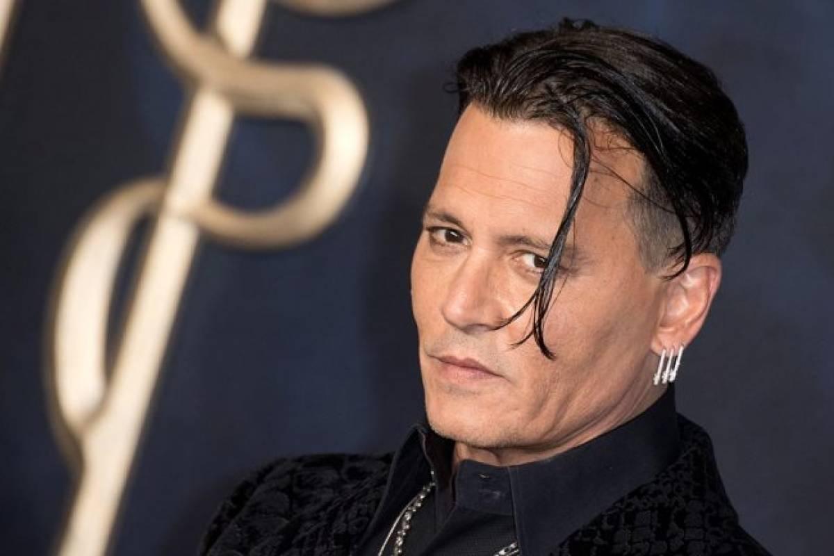 Johnny Depp Berlinale 2021