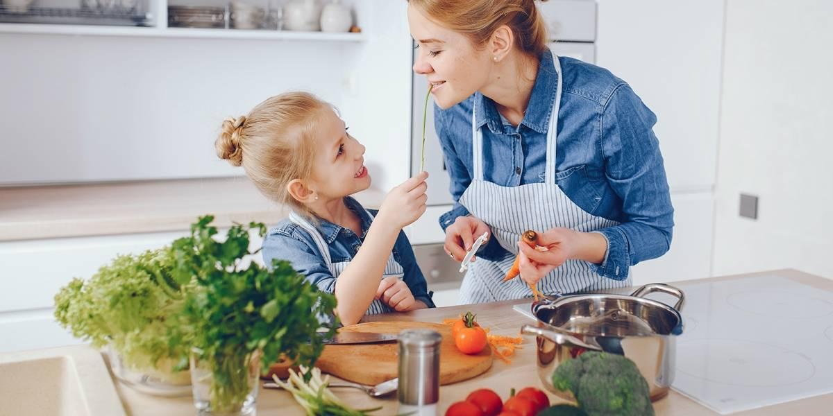 Recetas fáciles y sin horno para hacer con los niños mientras estás en casa