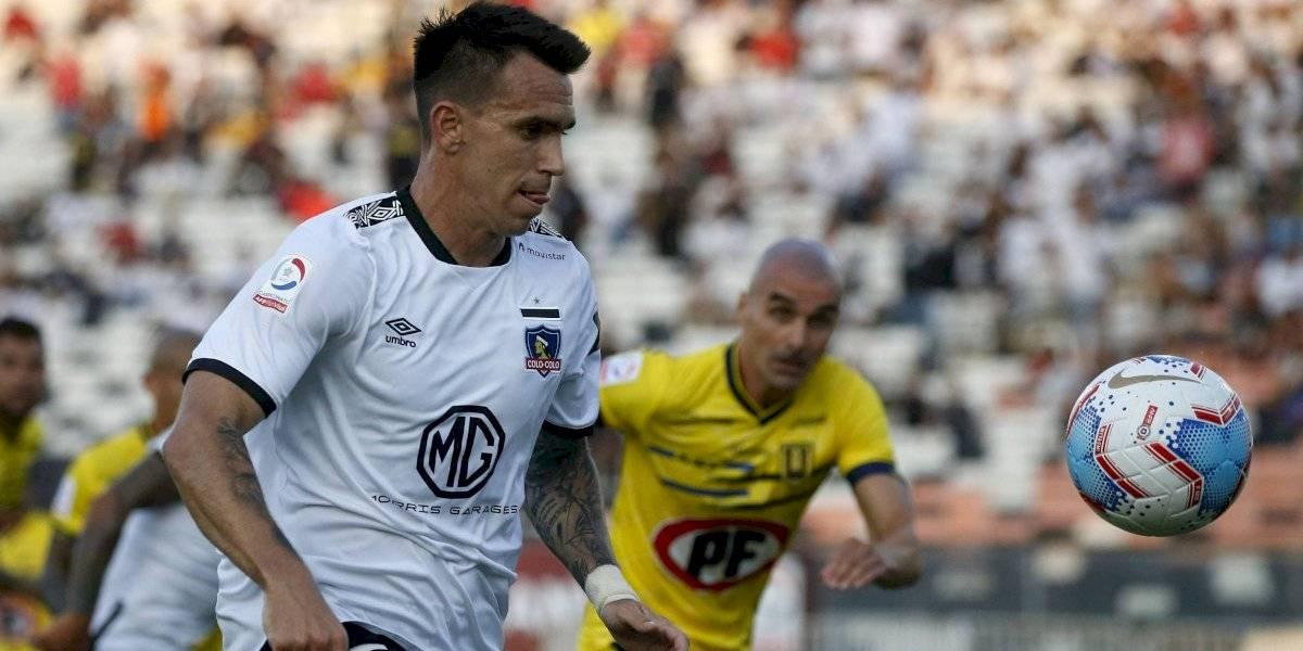 """Pablo Mouche vuelve a disparar contra las autoridades chilenas: """"El fútbol debió parar 10 días antes"""""""