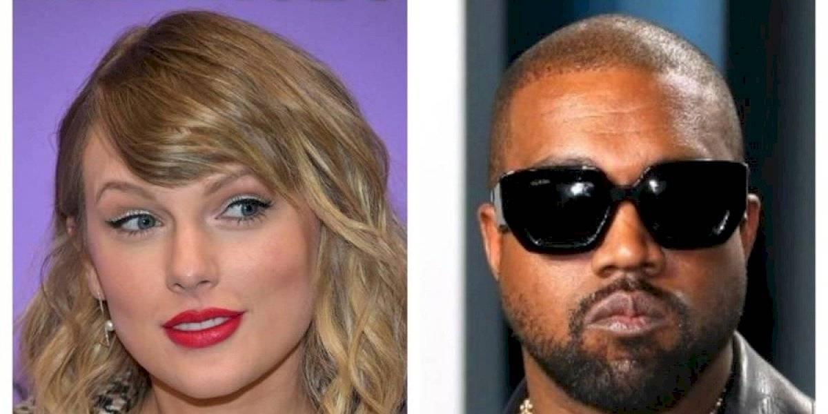 VIDEO. Filtran llamada completa entre Taylor Swift y Kanye West