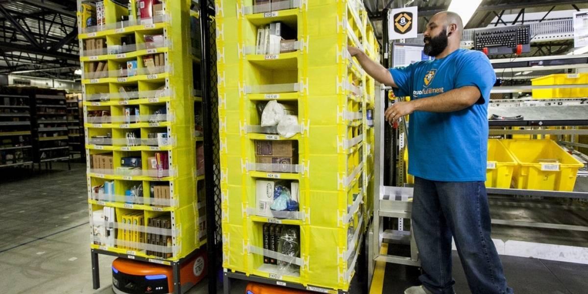 Amazon crea 100.000 nuevos empleos por el coronavirus