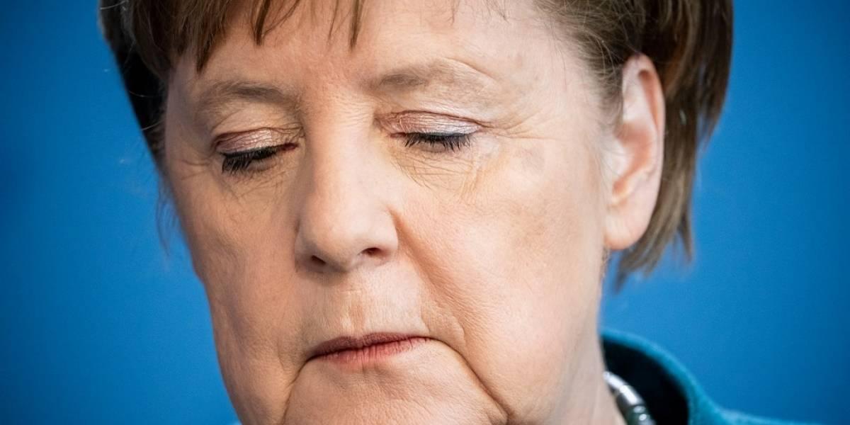 VIDEO. Angela Merkel en cuarentena tras estar en contacto con un médico infectado