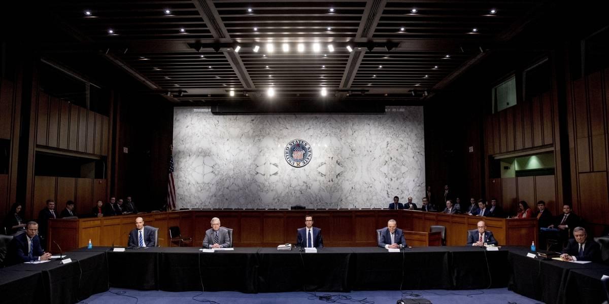 Congreso y Casa Blanca negocian paquete de ayuda económica