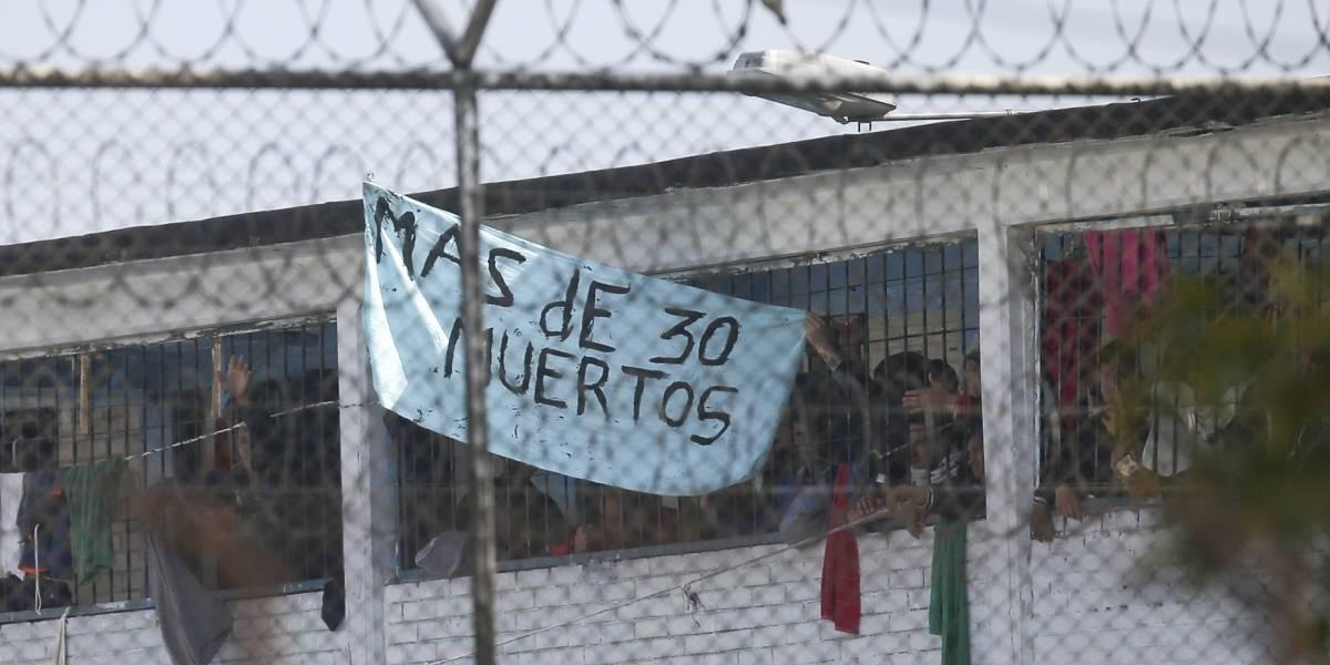 23 muertos, 83 heridos por motín en cárcel en Colombia