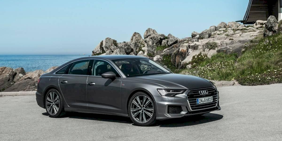 El ataque de Audi para este año comienza con el nuevo A6
