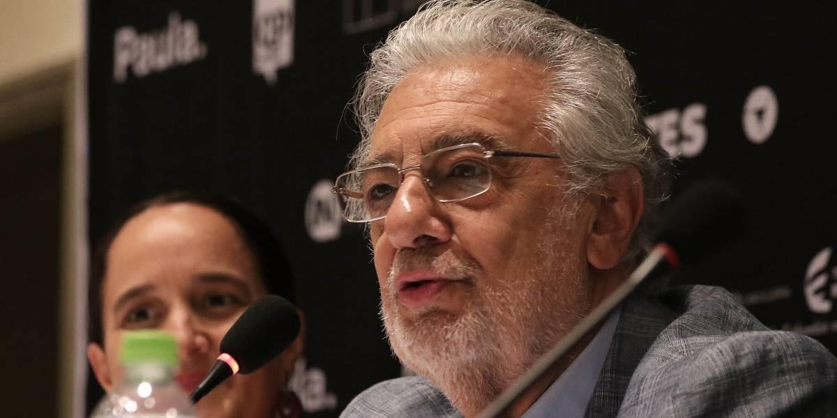 Plácido Domingo confirma que tiene coronavirus
