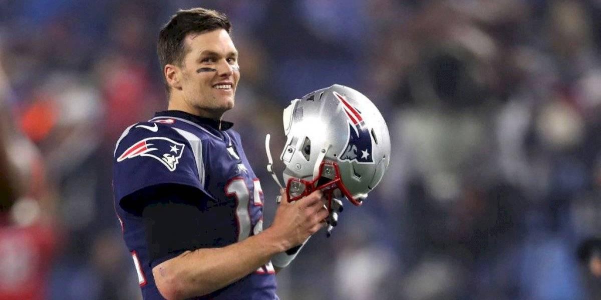 Tom Brady usará el 12 para continuar su carrera en Tampa Bay