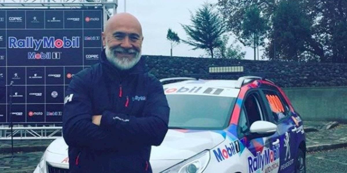 """Felipe Horta tiene coronavirus: """"Creo que me contagié en el vuelo de regreso desde Brasil"""""""