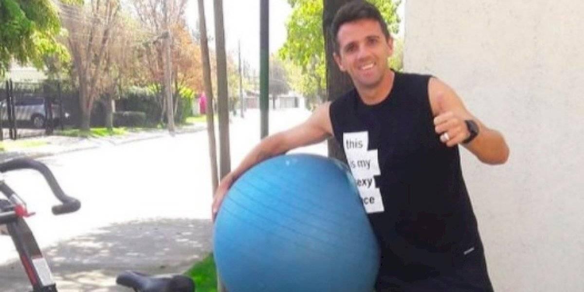 """Entre ejercicios, pesas y goles antiguos: así viven la cuarentena del coronavirus los jugadores de la """"U"""""""