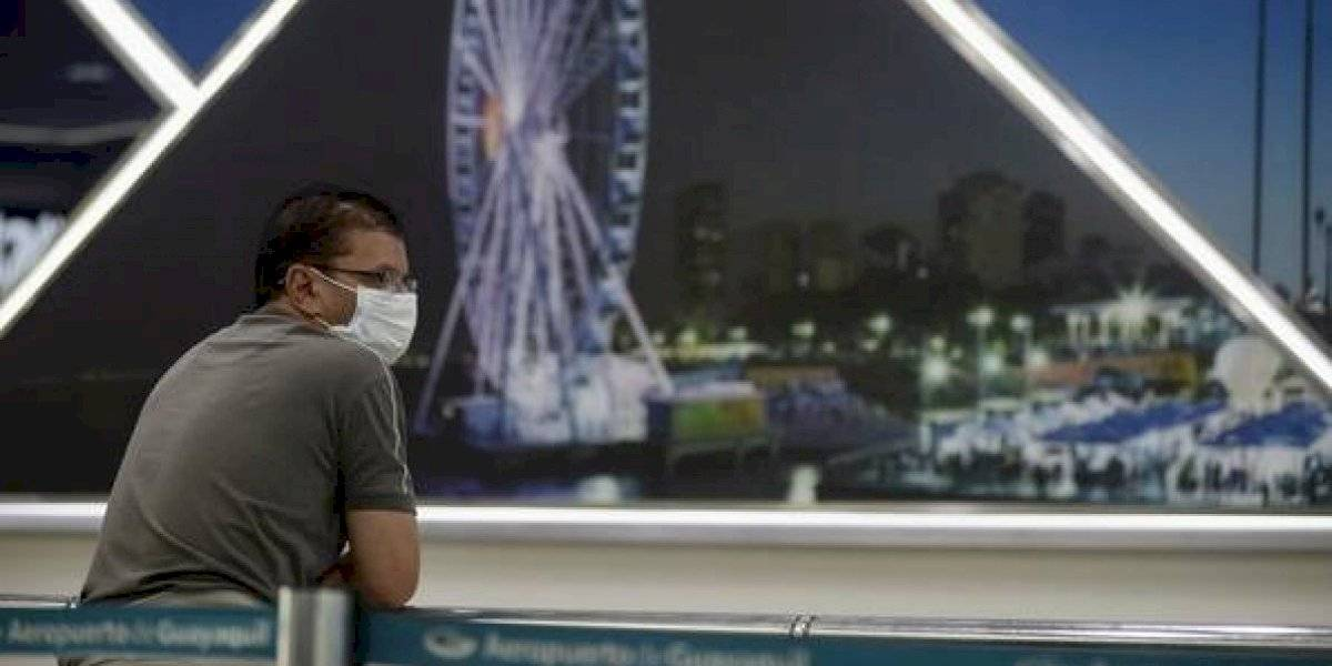 Solo Guayaquil supera en casos de coronavirus a Colombia