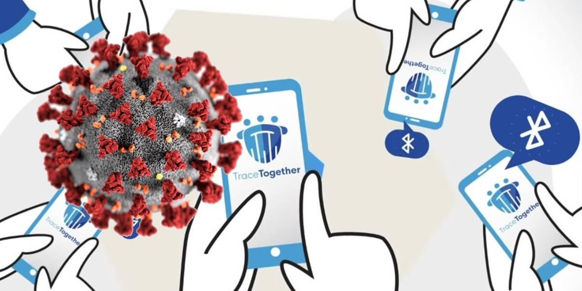 Coronavirus: esta nueva aplicación para iOS y Android podría evitar el contagio del COVID-19