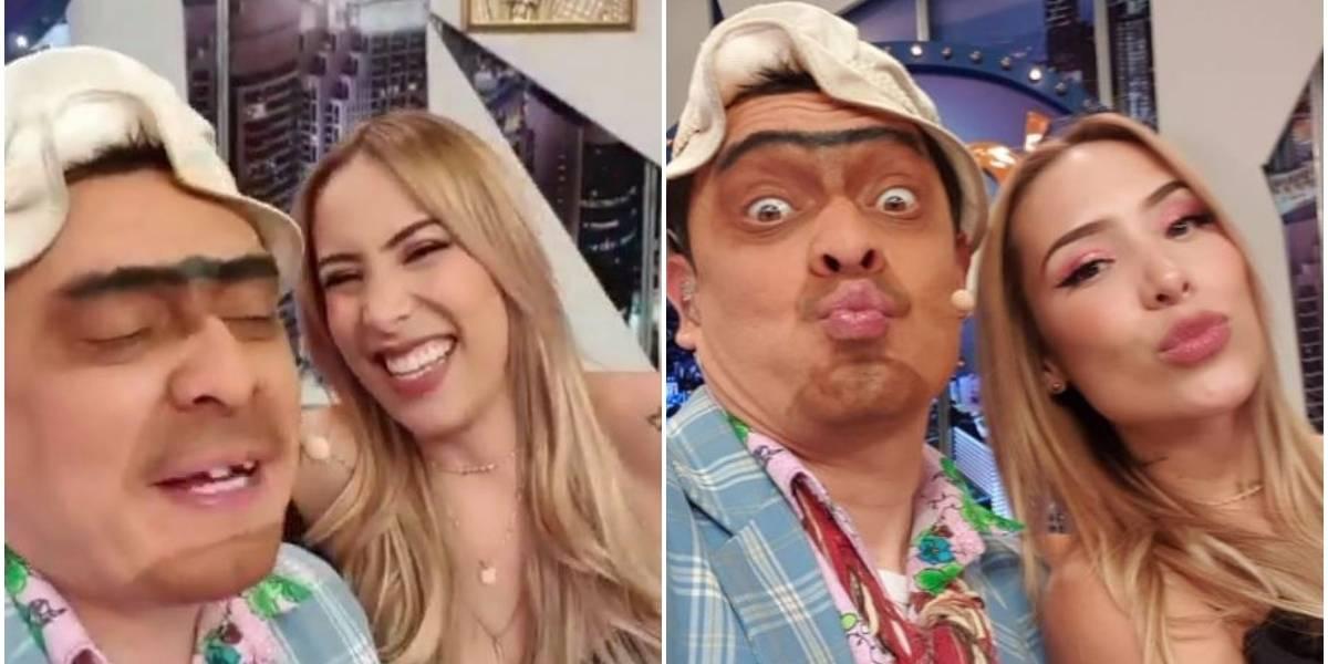 Lanzan críticas a Suso por invitar a Luisa Fernanda W a su programa