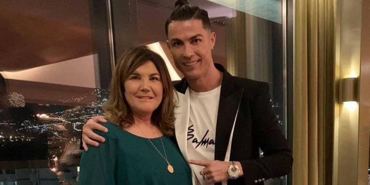 Dolores Aveiro sale del hospital y vuelve la tranquilidad para Cristiano