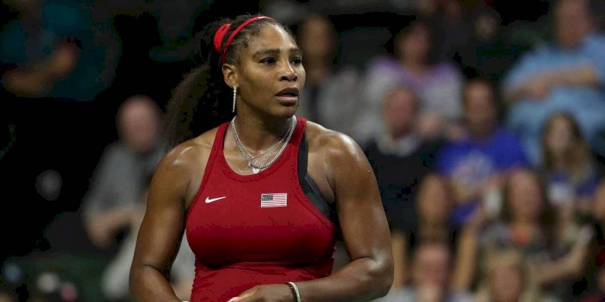 """Serena Williams también lo pasa mal con el coronavirus: """"Tengo ansiedad y no salgo con nadie"""""""