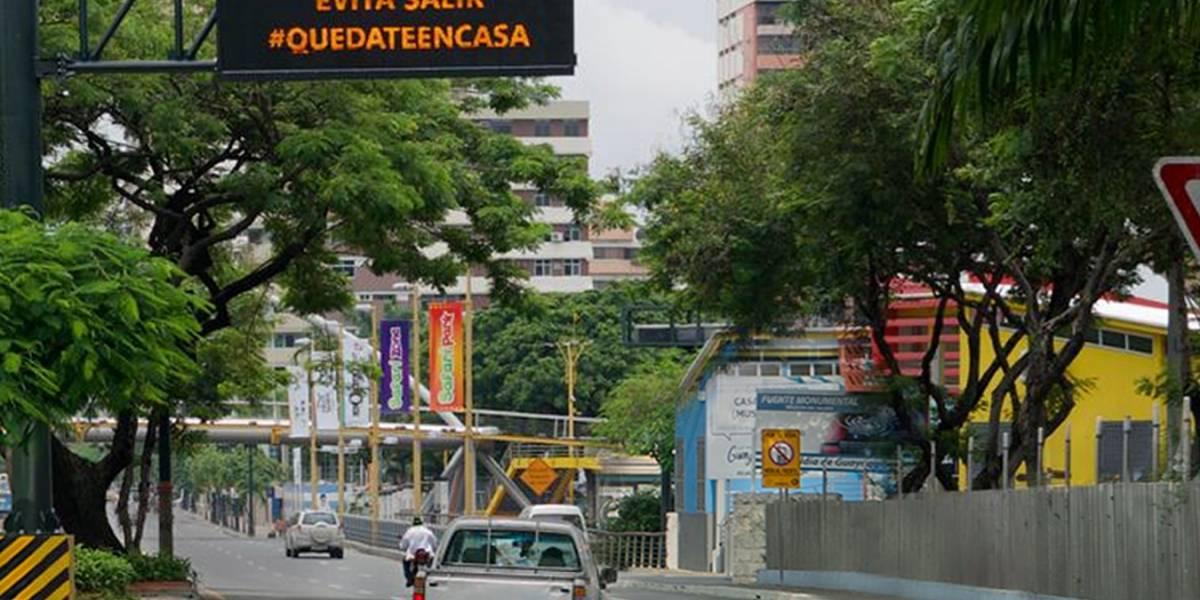 Municipio de Guayaquil se pronuncia ante el crecimiento del coronavirus