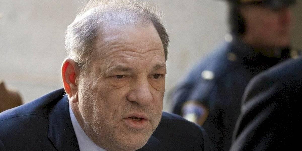 Harvey Weinstein da positivo por coronavirus en la cárcel