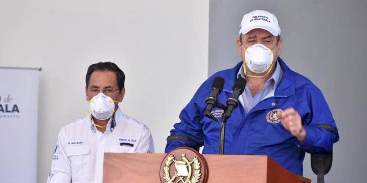 Compras durante crisis sanitaria suman Q93 millones, según Guatecompras