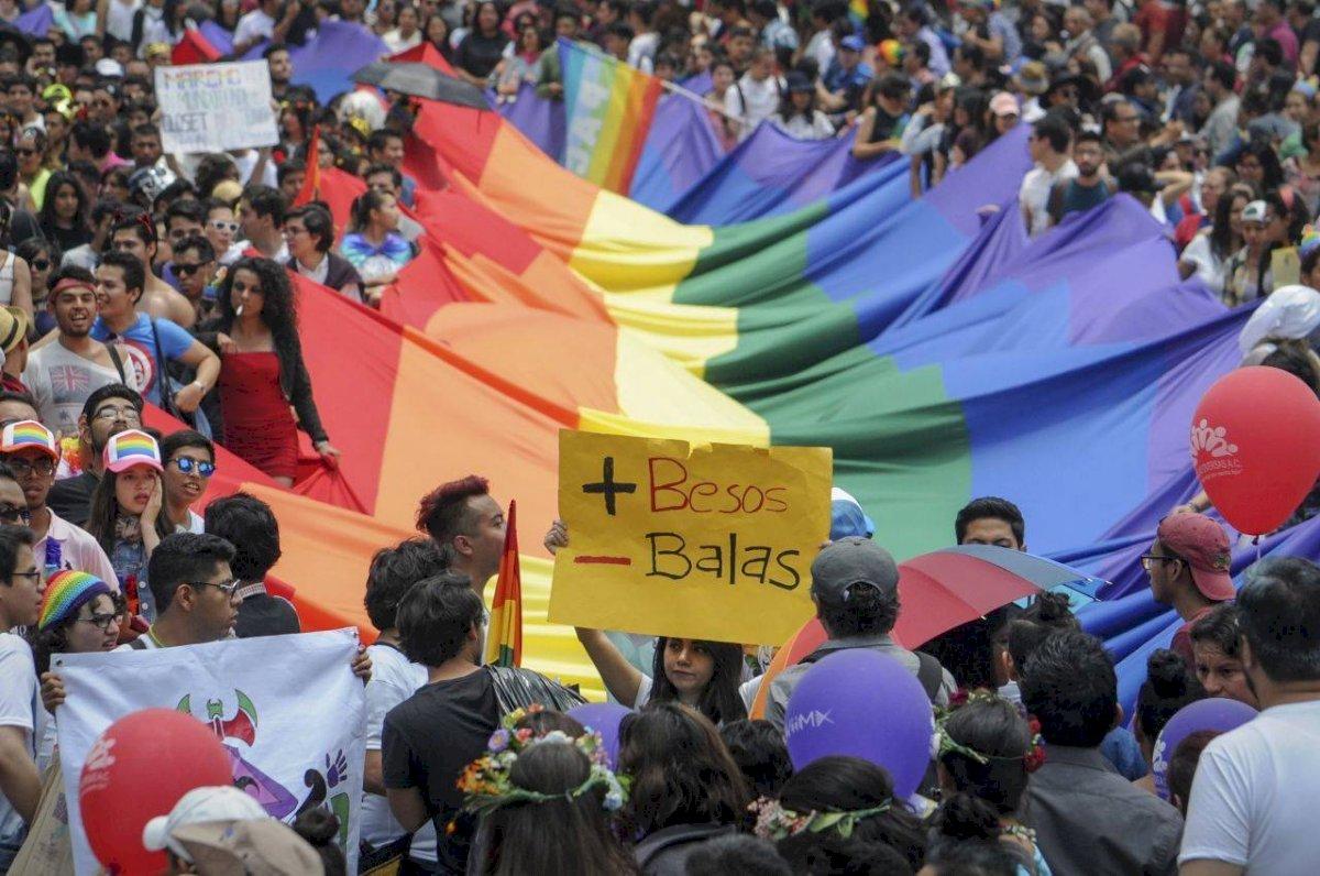 Varios jóvenes de la comunidad LGBT han sido echados de sus casa en plena contigencia por coronavirus Cuartoscuro