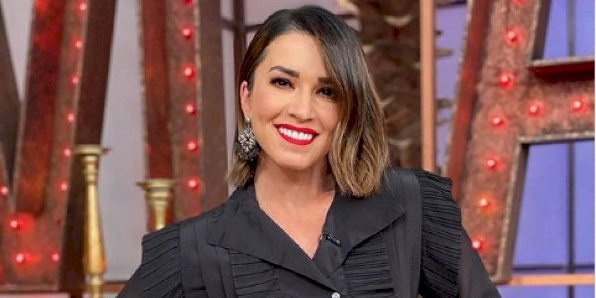 "Laura G presume en pleno programa de ""Venga la Alegría"" su novedoso juguete erótico"