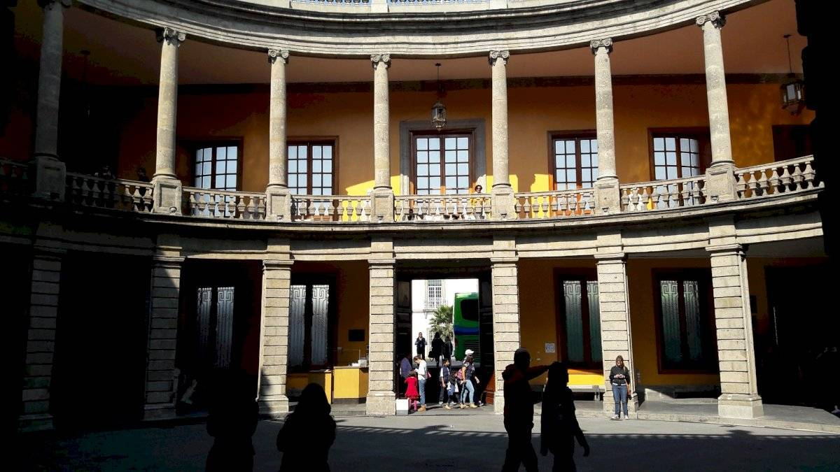 Museo Nacional de San Carlos