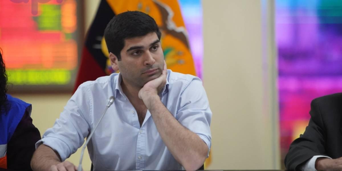 Lenín Moreno reacciona ante renuncia de Otto Sonnenholzner