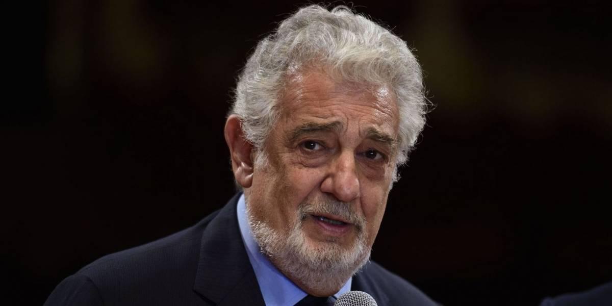 Plácido Domingo es internado por complicaciones del coronavirus