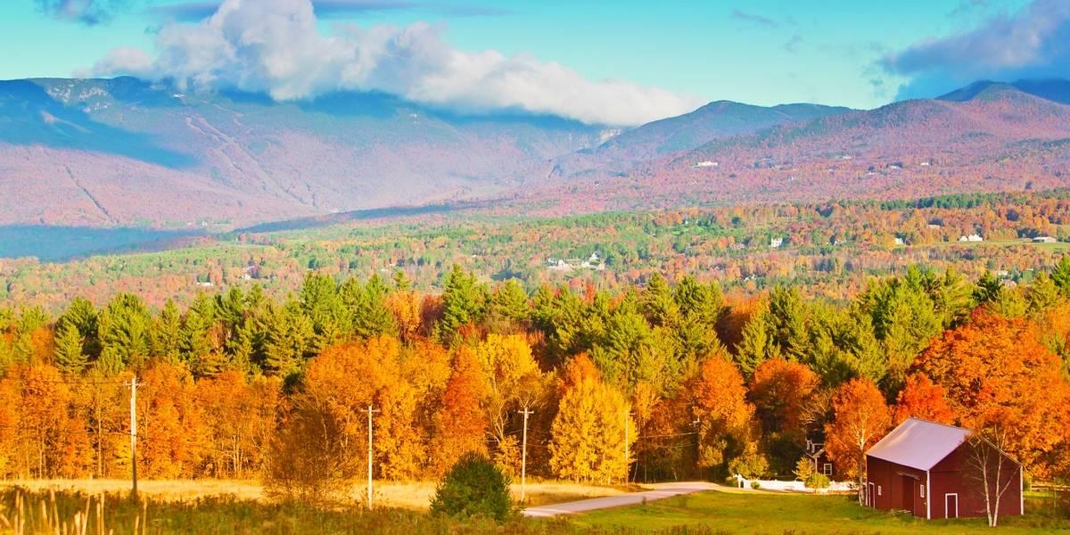 Prepara tu maleta y recorre estos tres lugares de EU en otoño