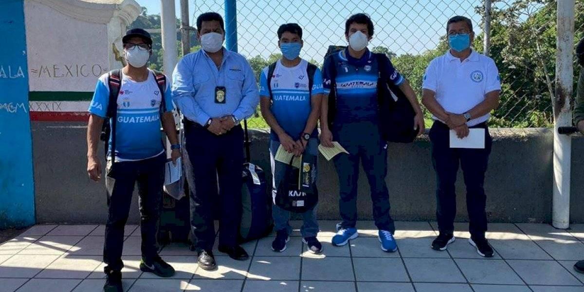 Selección de ciclismo retorna a Guatemala tras vivir un calvario en Chile