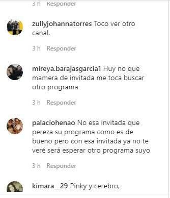 Lanzan críticas Suso por invitar a Luisa Fernanda W a su programa