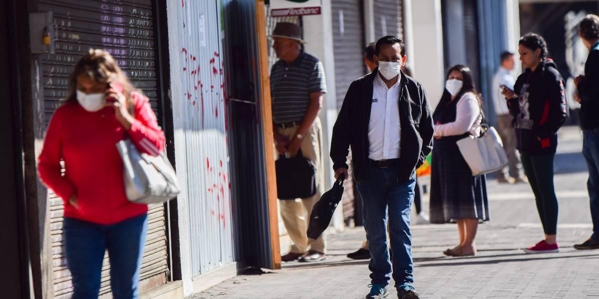 Curva del coronavirus en Chile: cuarentena en siete comunas de Santiago retrasaría el peak de contagios para mediados de agosto